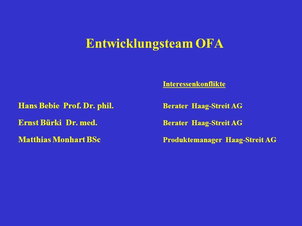 Zwei Beispiele von Fehlklassifikationen durch OFA Homonyme HemianopsieBitemporaler Ausfall