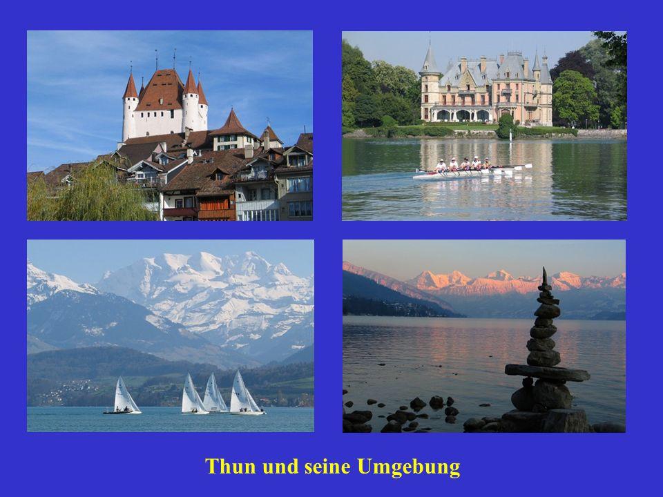 Thun und seine Umgebung