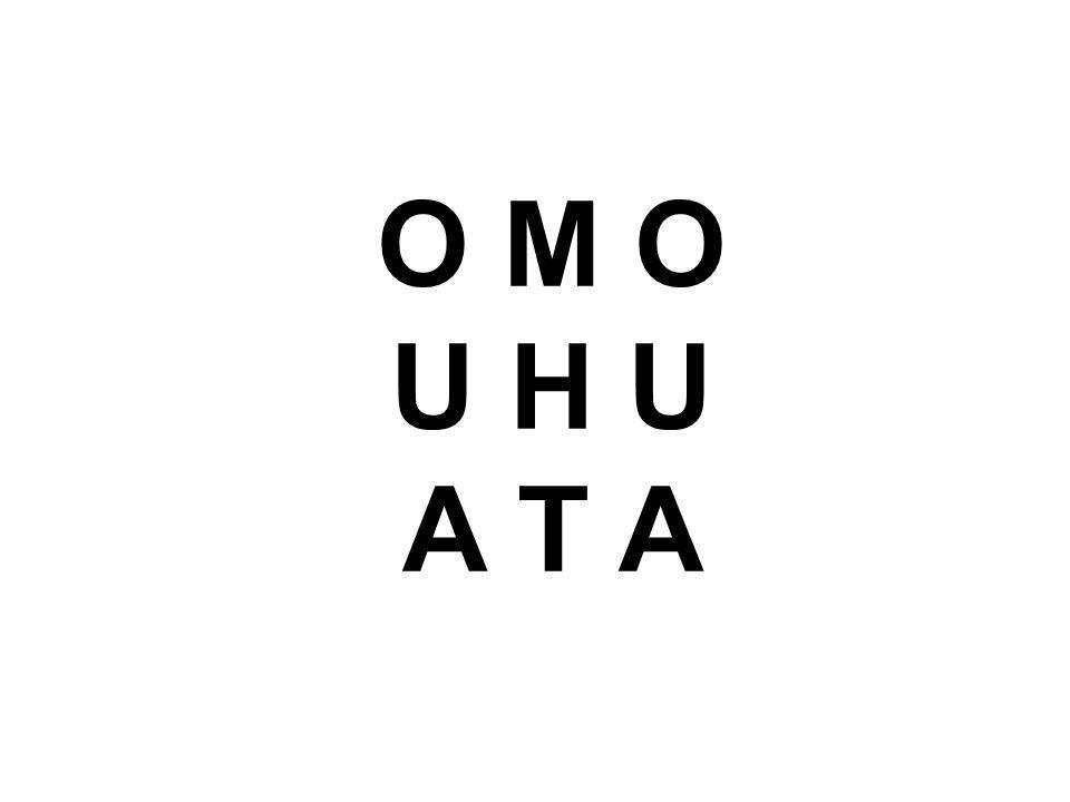 O M O U H U A T A