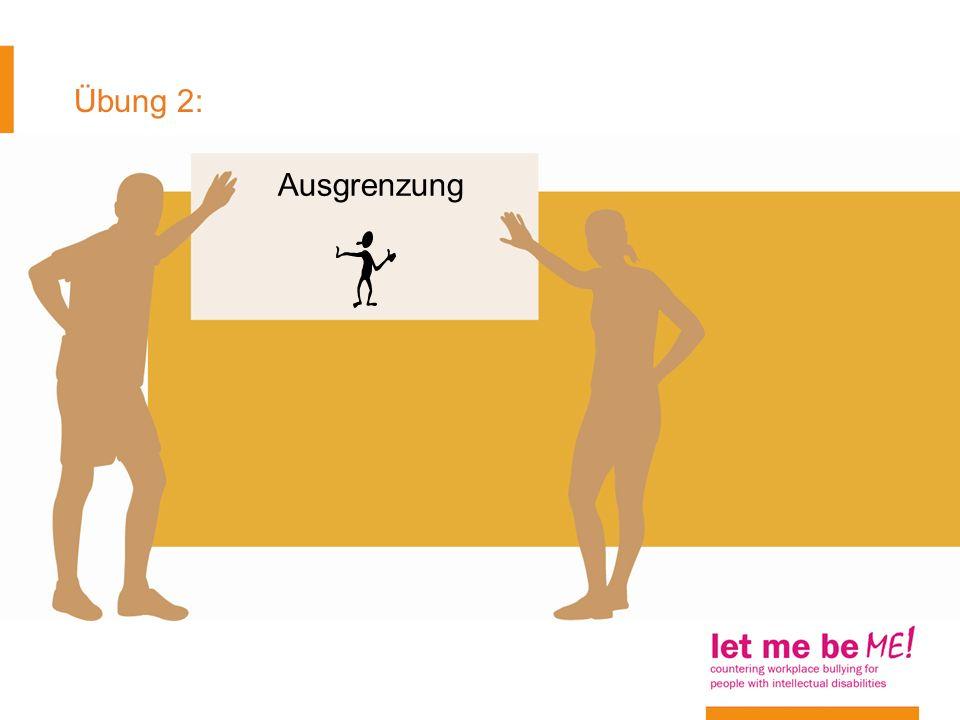 Übung 1: Diskussion über ein Video http://www.youtube.com/watch?v=bg xNItGmiC4