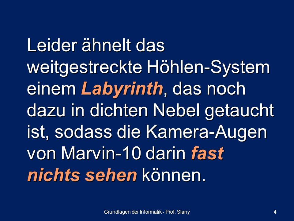 Grundlagen der Informatik - Prof.