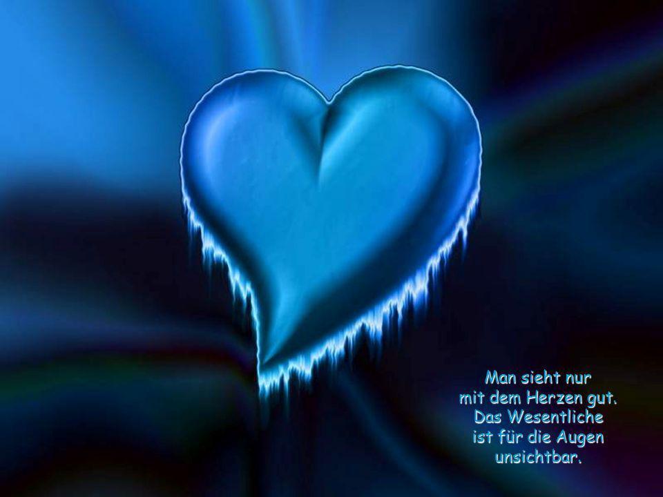 Der Liebe zu begegnen ohne sie zu suchen, ist der einzige Weg sie zu finden!