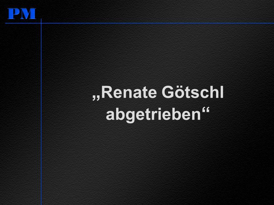 Renate Götschl abgetrieben