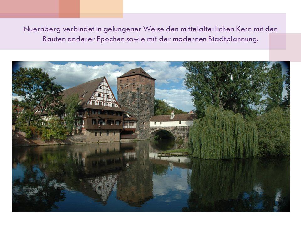 In Nuernberg lebten viele namhafte Erzgie β er.