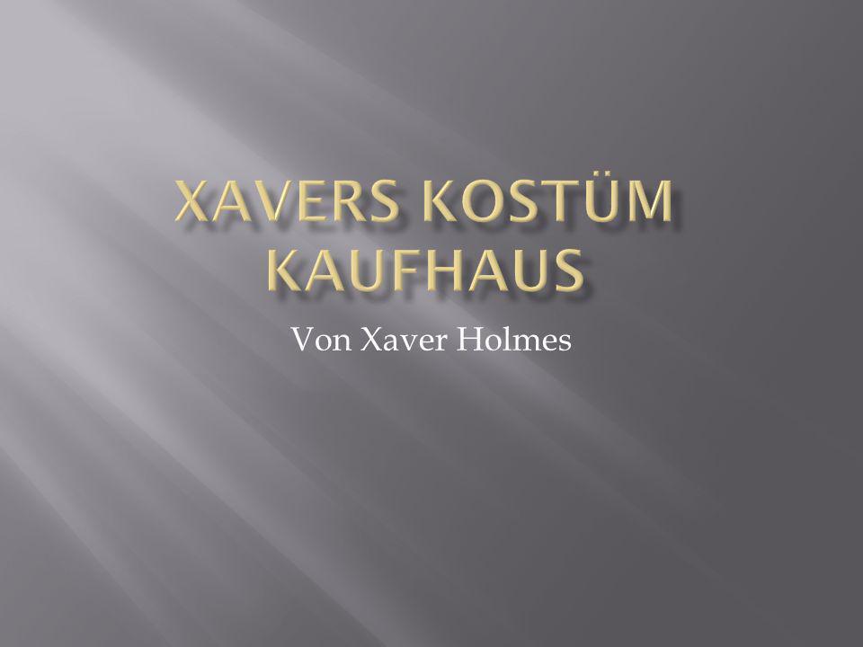 Von Xaver Holmes