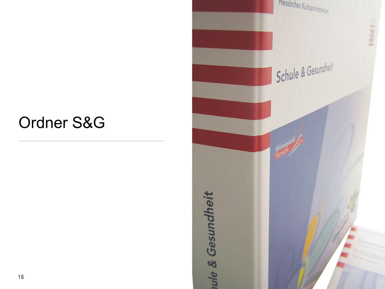 Ordner S&G 15