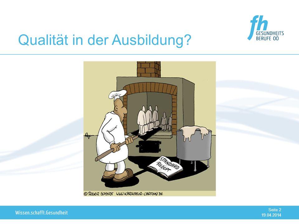 Das österreichische Gesundheitswesen befasst sich im internationalen Vergleich viel zu wenig mit dem Thema Qualität und Evidenz.