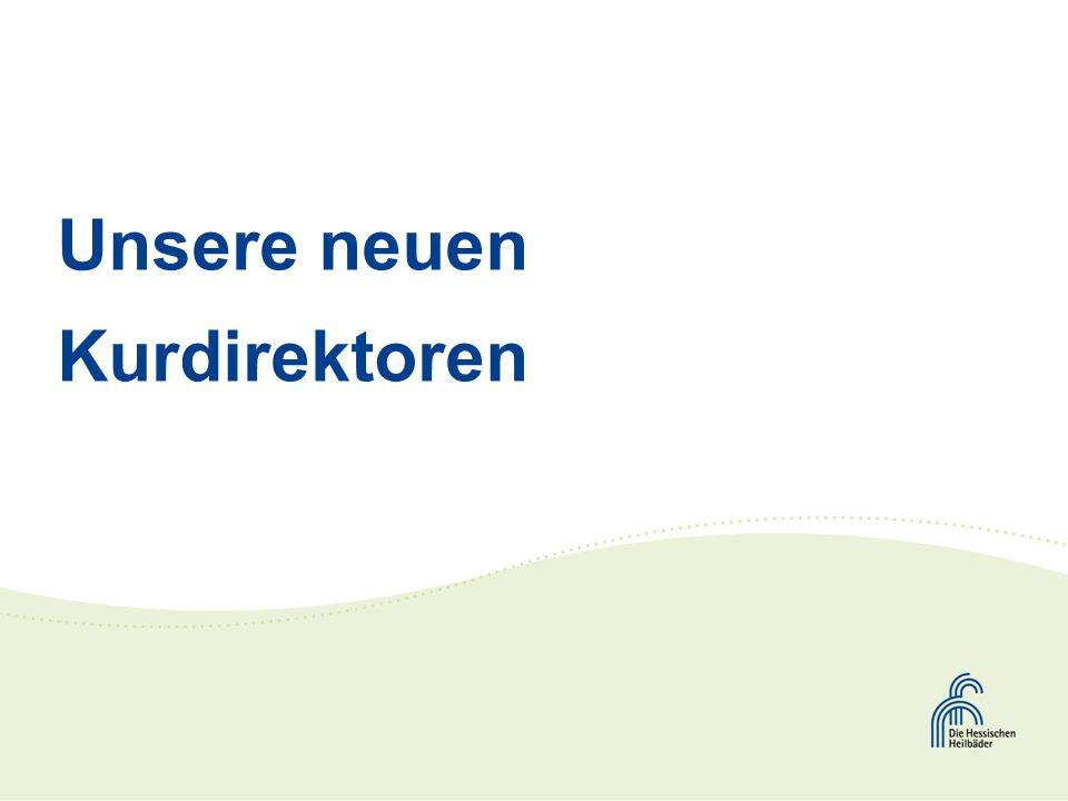 Auf die Gesundheit … und sprudelndes Heilwasser! Dr. Thomas Stöhr Bürgermeister, Bad Vilbel