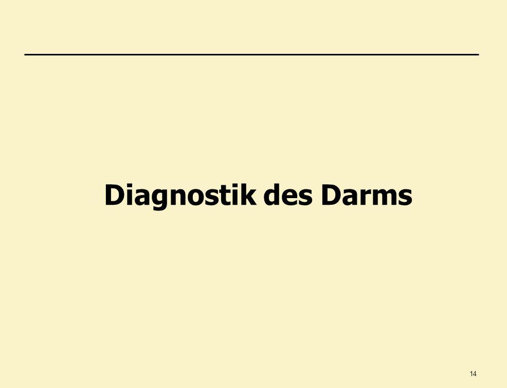 14 Diagnostik des Darms