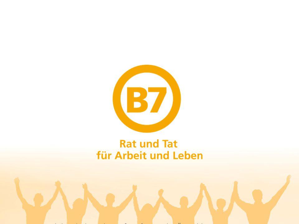 B7 Arbeit und Leben Rainerstraße 22/2, 4020 Linz, Österreich ZVR: 535486762