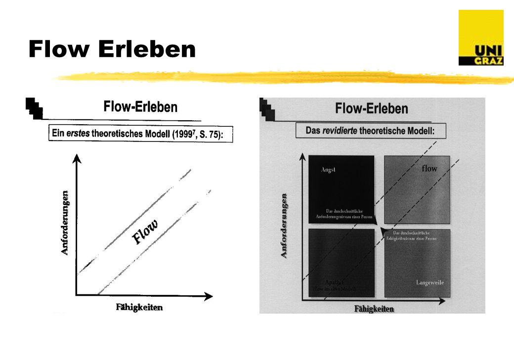 Flow Erleben