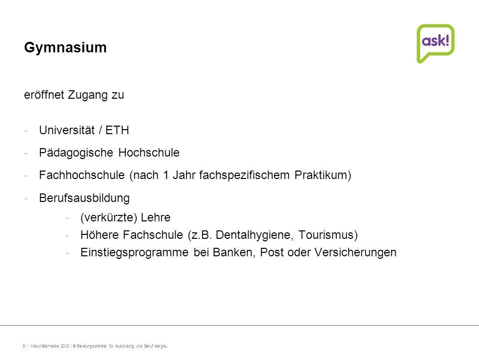 BM2 Fachhochschule / Pädagogische Hochschule Das Bildungssystem – ein Überblick.