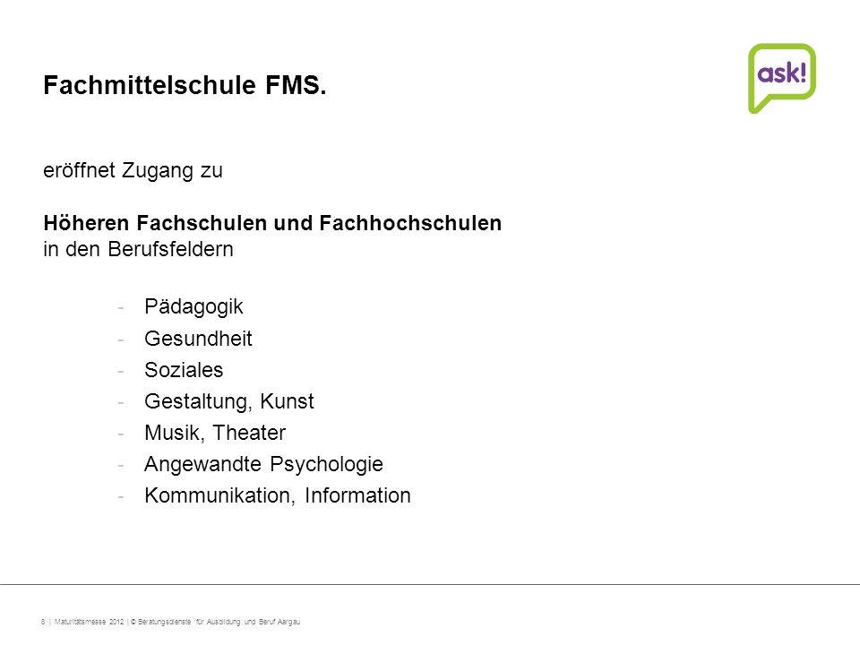 Fachmittelschule FMS.
