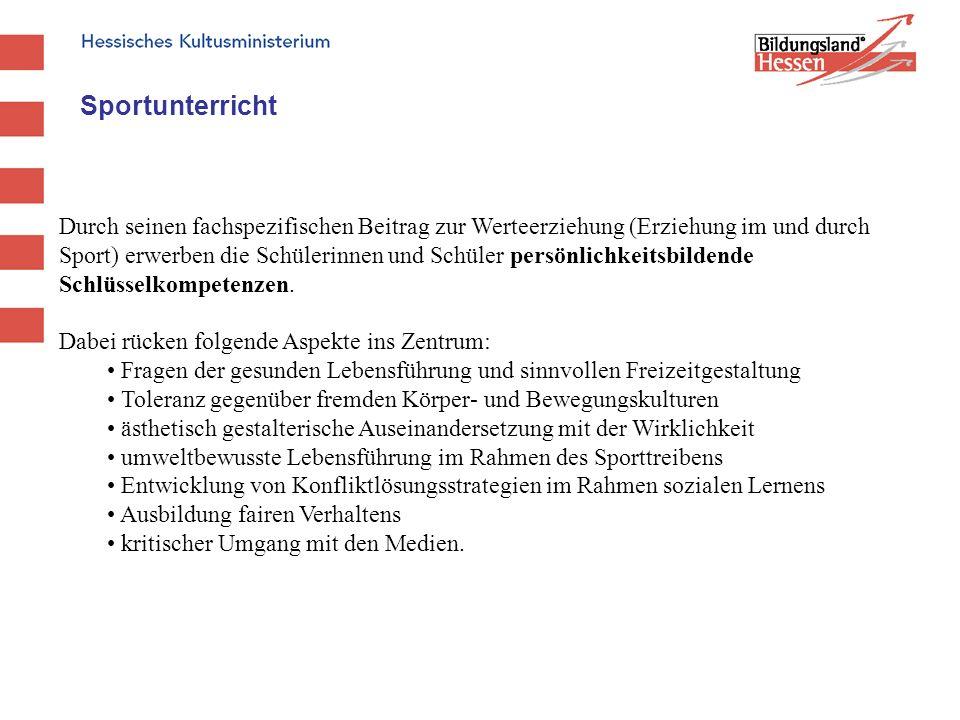 www.talentfoerderung-in-hessen.de Kooperationsprogramm zwischen Landesregierung, Landessportbund und den Landesfachverbänden 27 Schulsportzentren (Tilemannschule i.