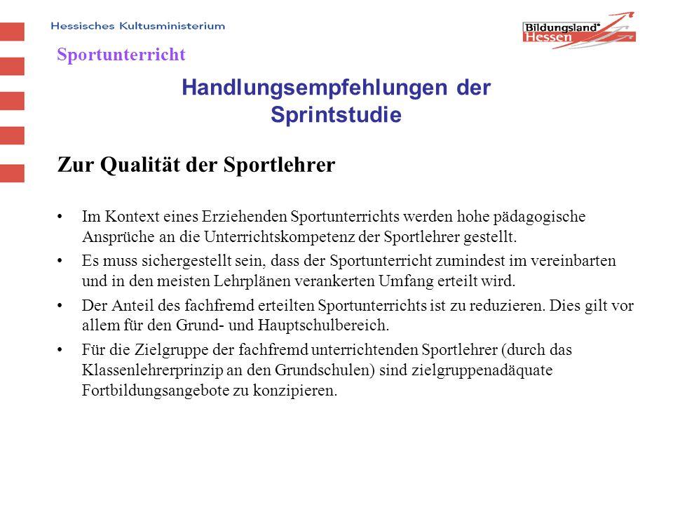 Programm zur Förderung der Zusammenarbeit von Schulen und Sportvereinen