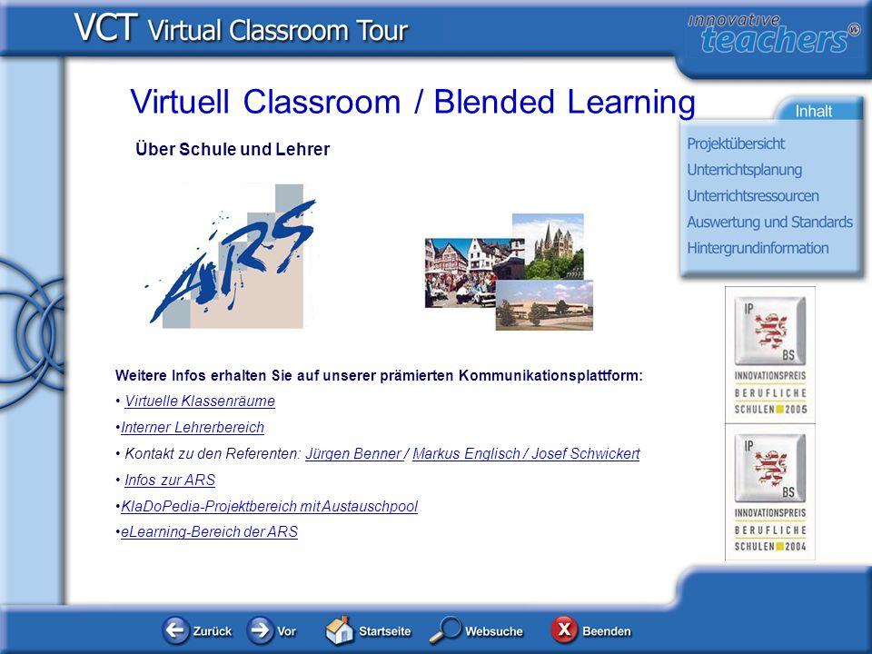 Über Schule und Lehrer Weitere Infos erhalten Sie auf unserer prämierten Kommunikationsplattform: Virtuelle Klassenräume Interner Lehrerbereich Kontak