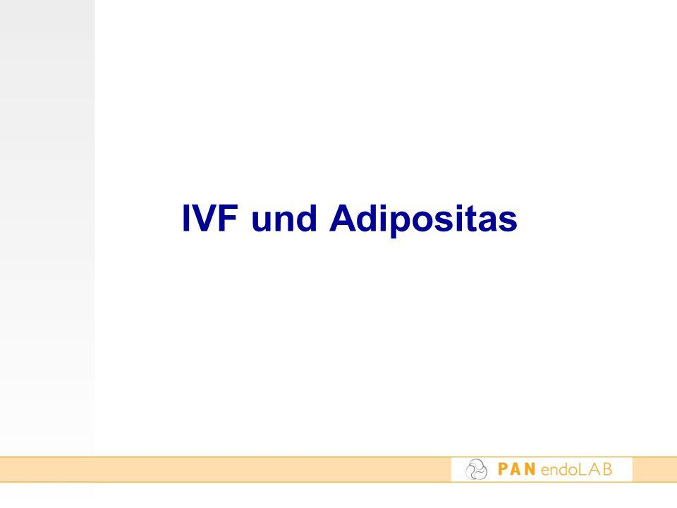IVF und Adipositas