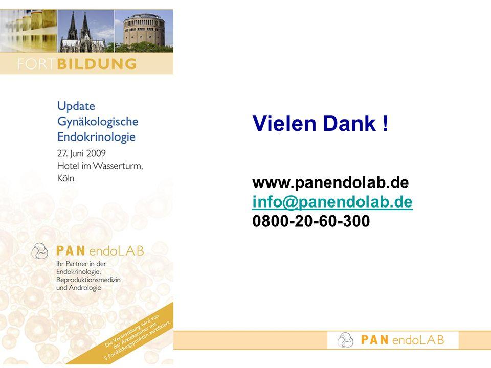 www.panendolab.de info@panendolab.de 0800-20-60-300 Vielen Dank !