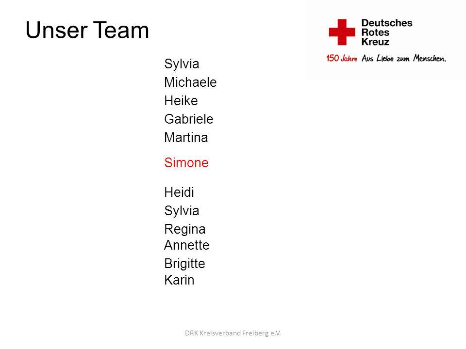 DANKESCHÖN DANKE DRK Kreisverband Freiberg e.V. Unsere Motivation Ein kleines oder großes