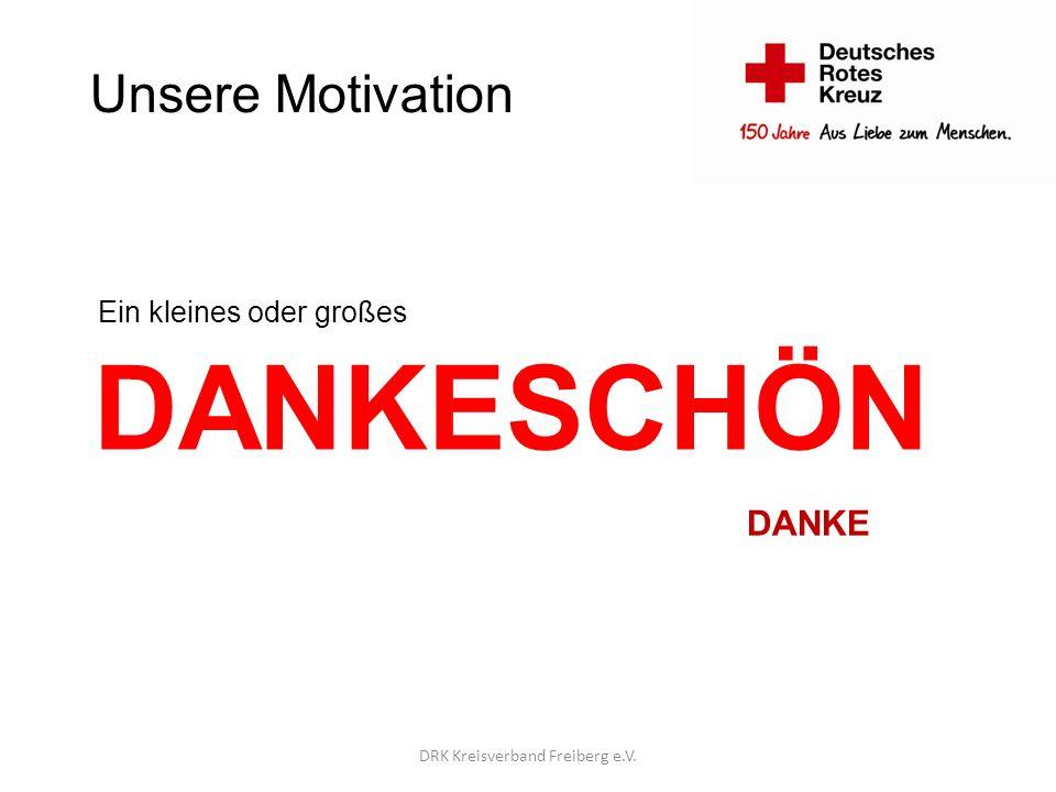 Wir freuen uns auf Neube setz ungen DRK Kreisverband Freiberg e.V.