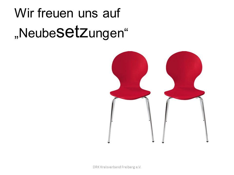 Wir suchen ganz konkret Leiter/Leiterin KAB DRK Kreisverband Freiberg e.V.