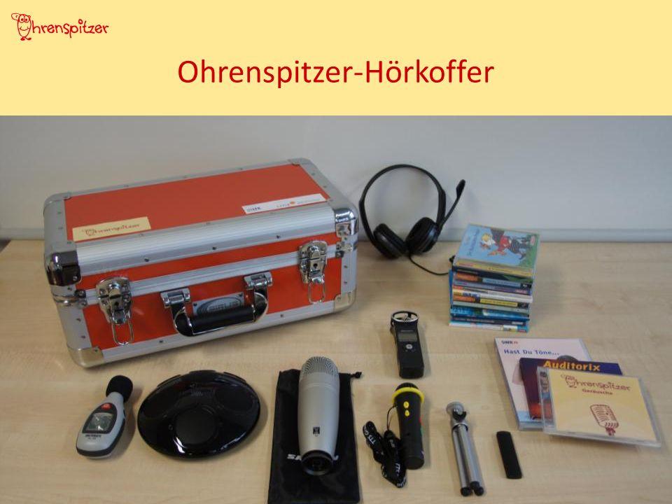 Ohrenspitzer-Hörkoffer