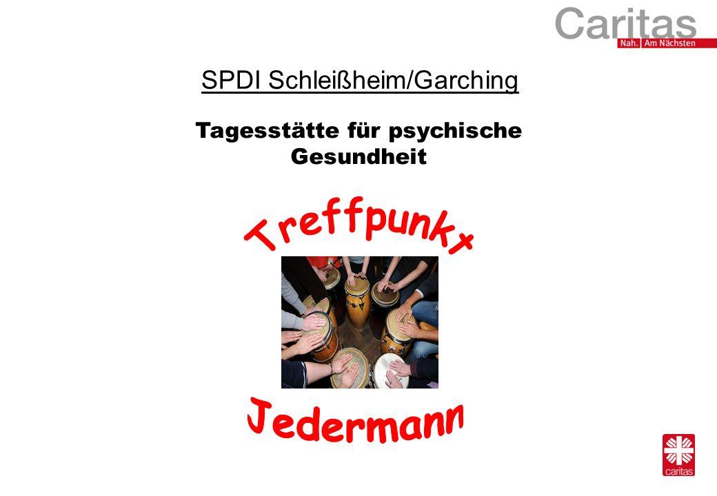 SPDI Schleißheim/Garching Tagesstätte für psychische Gesundheit