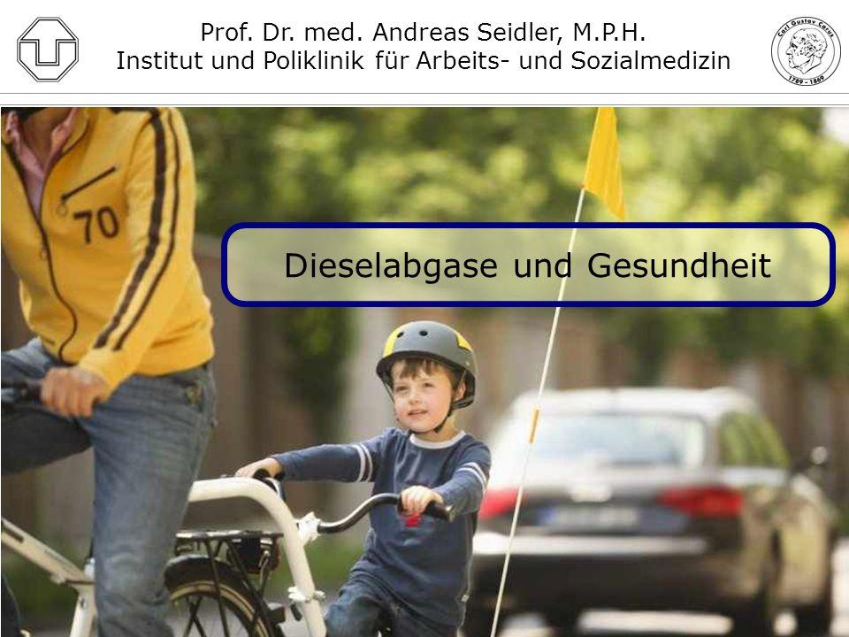 Hart et al. (2012): Dieselabgase und chronisch obstruktive Lungenerkrankung (COPD)