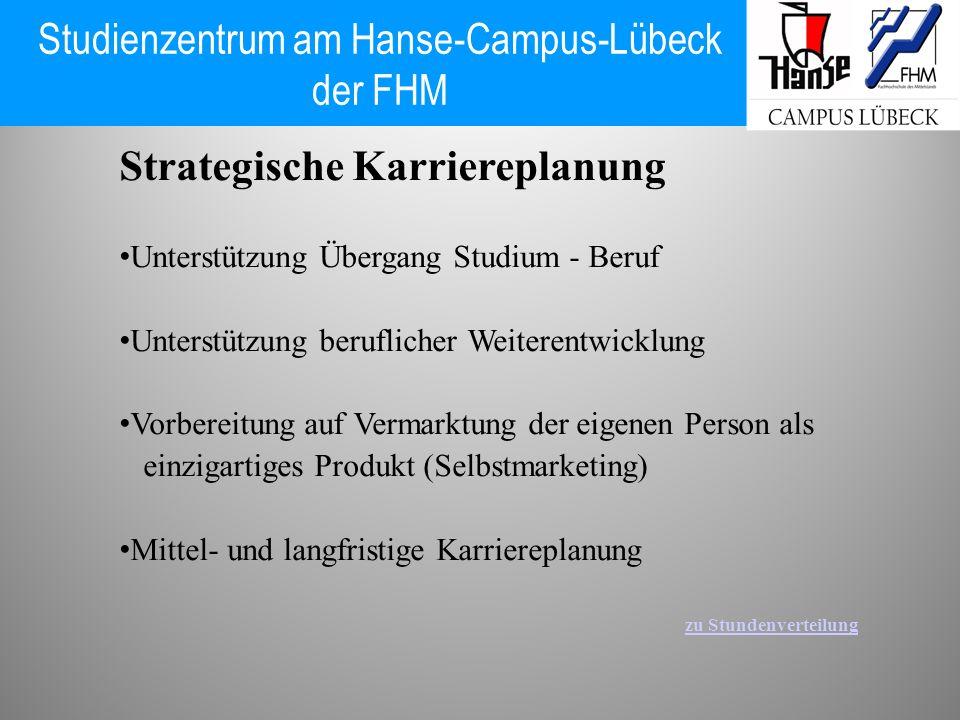 Strategische Karriereplanung Unterstützung Übergang Studium - Beruf Unterstützung beruflicher Weiterentwicklung Vorbereitung auf Vermarktung der eigen