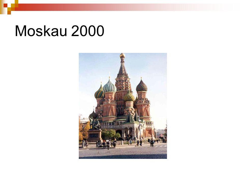 Moskau 2000