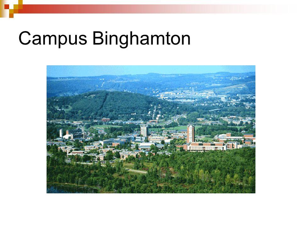 Campus Binghamton