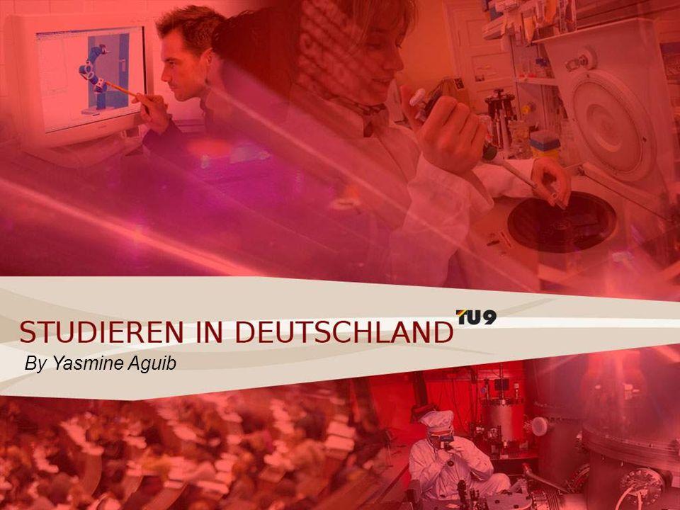 Warum in Deutschland studieren?