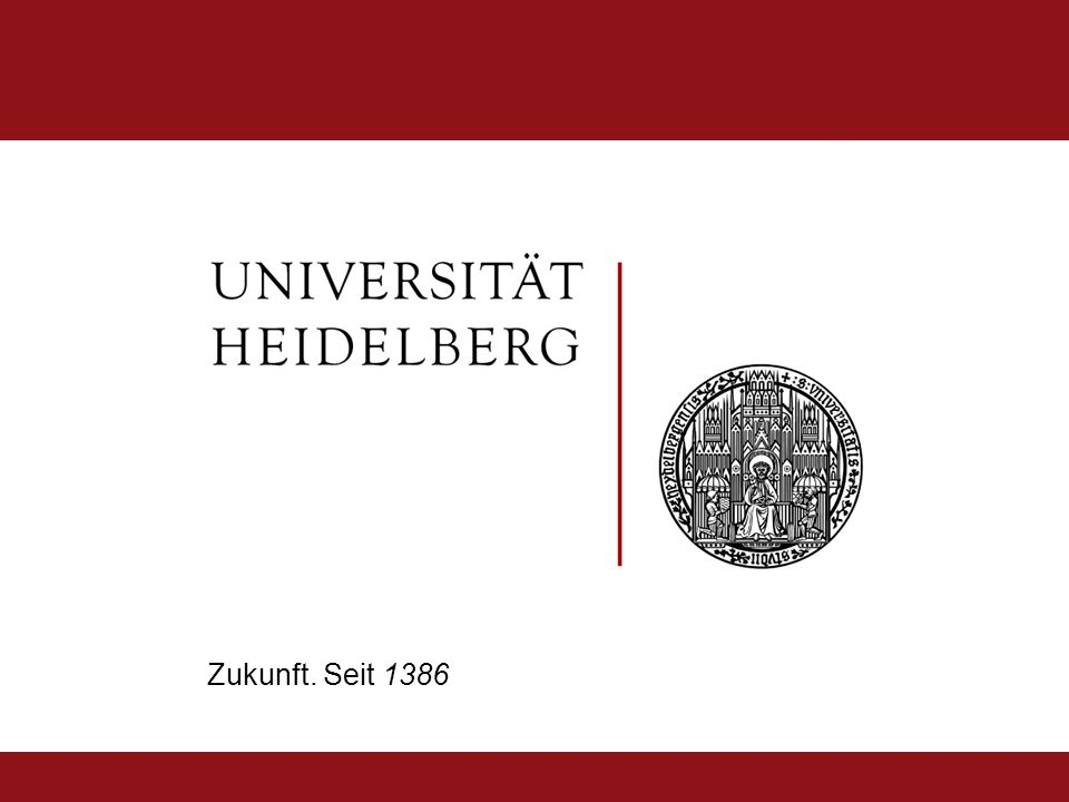 Von der Programm- zur Systemakkreditierung Erfahrungsbericht der Universität Heidelberg Dr.