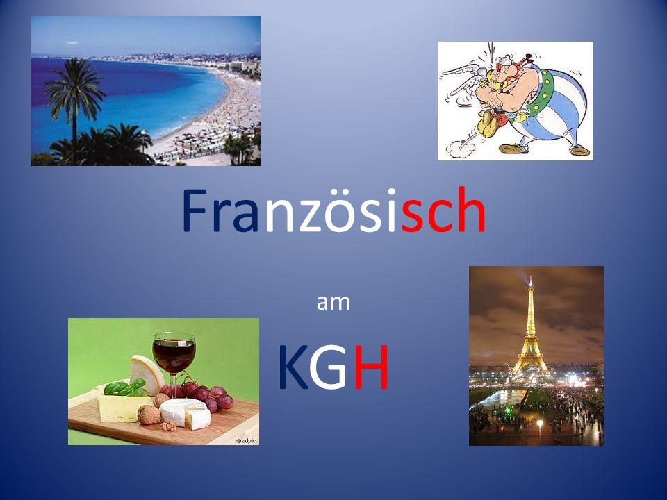 Französisch am KGH