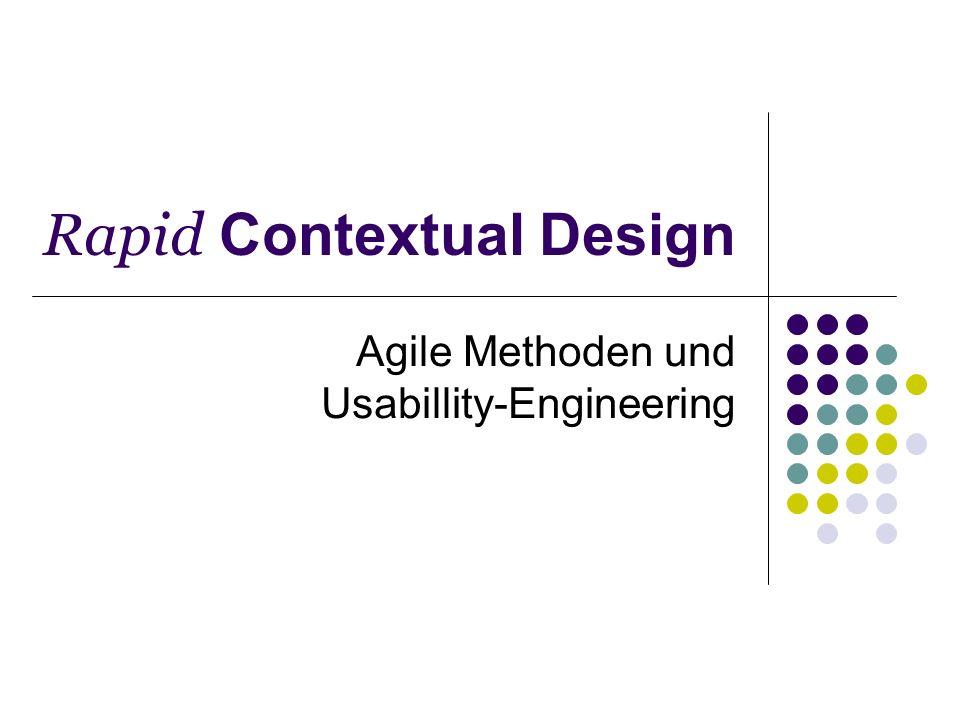 Rapid Contextual Design Contextual Design.