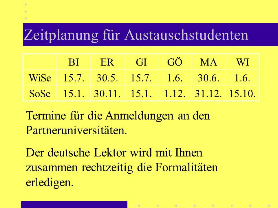 Zeitplanung für Austauschstudenten BIERGIGÖMAWI WiSe15.7.30.5.15.7.1.6.30.6.1.6.