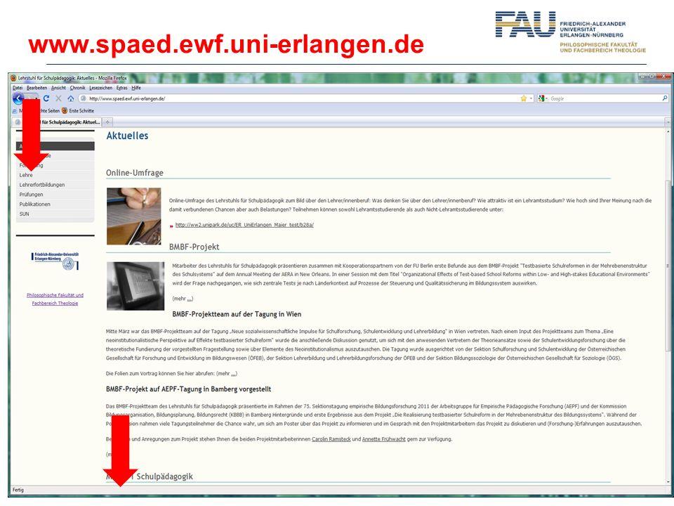 www.spaed.ewf.uni-erlangen.de