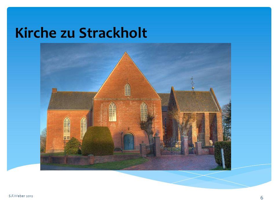 Kirche zu Strackholt S.F.Weber 2012 6
