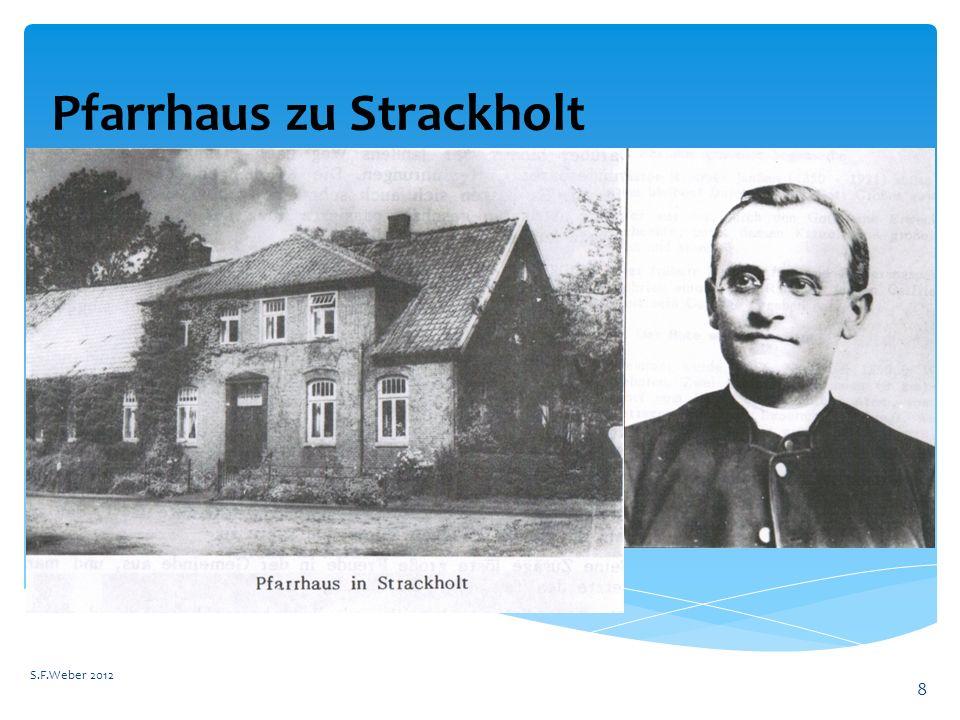 Pfarrhaus zu Strackholt S.F.Weber 2012 8