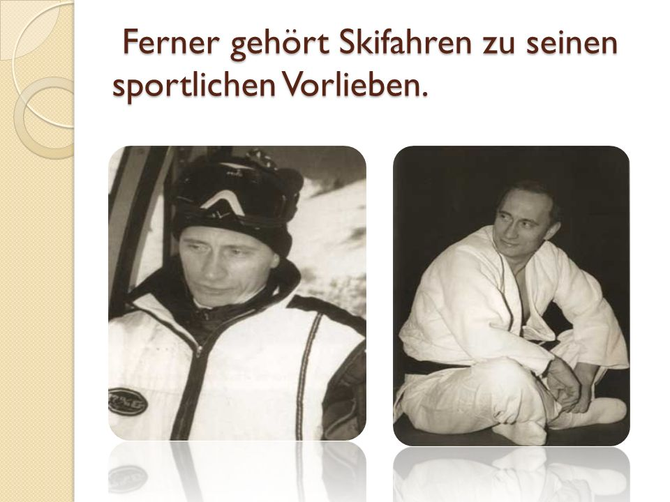 Oft fuhr er im Bestande von der Auswahlmannschaft auf die Wettbewerbe aus,Tbilissi,1969 Putin interessierte sich früh für Kampfsportarten und brachte