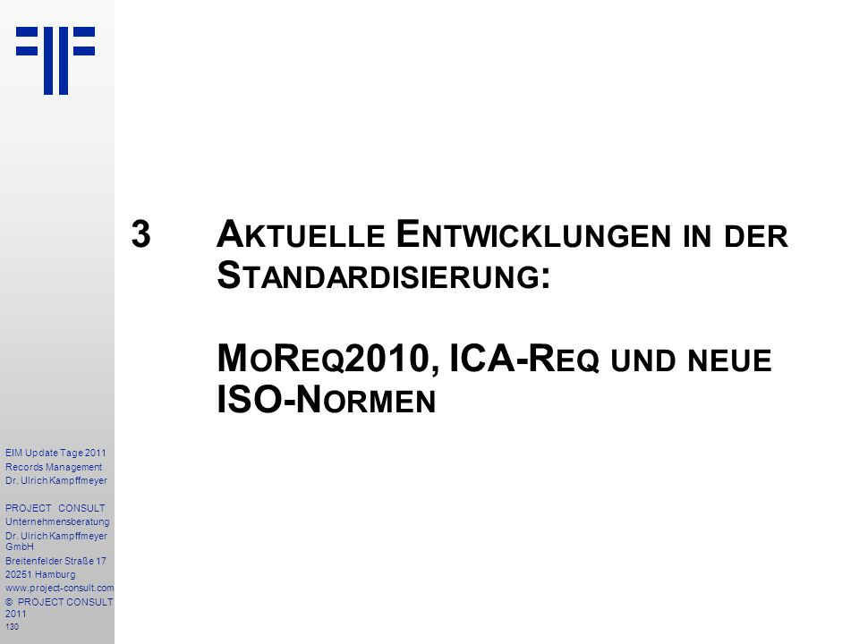130 EIM Update Tage 2011 Records Management Dr.