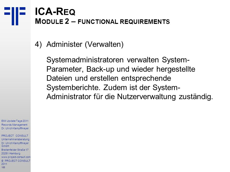 166 EIM Update Tage 2011 Records Management Dr.