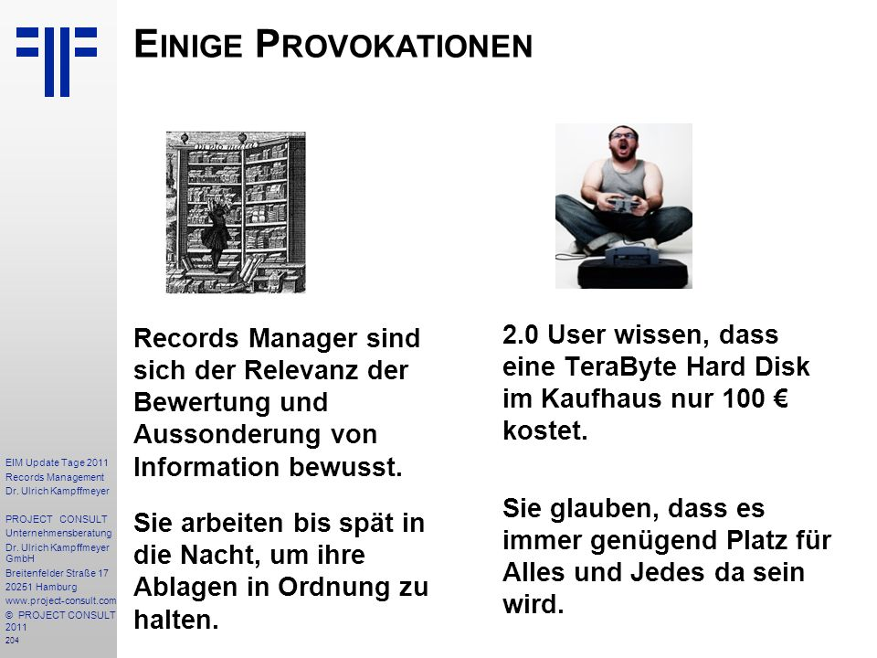 204 EIM Update Tage 2011 Records Management Dr.