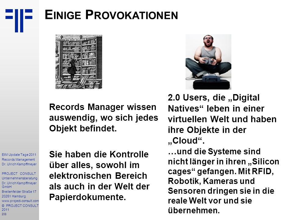208 EIM Update Tage 2011 Records Management Dr.