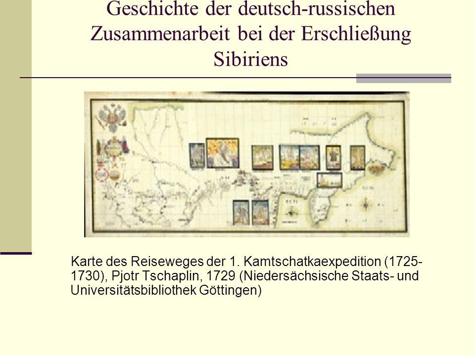 Geschichte der konsularischen Beziehungen zwischen Deutschland und Sibirien Deutsches Generalkonsulat -1923