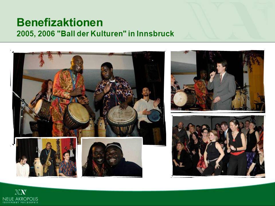 Benefizaktionen 2005, 2006