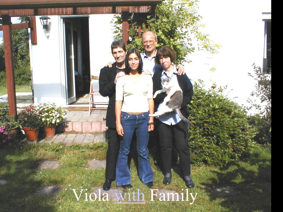 Viola with Familywith