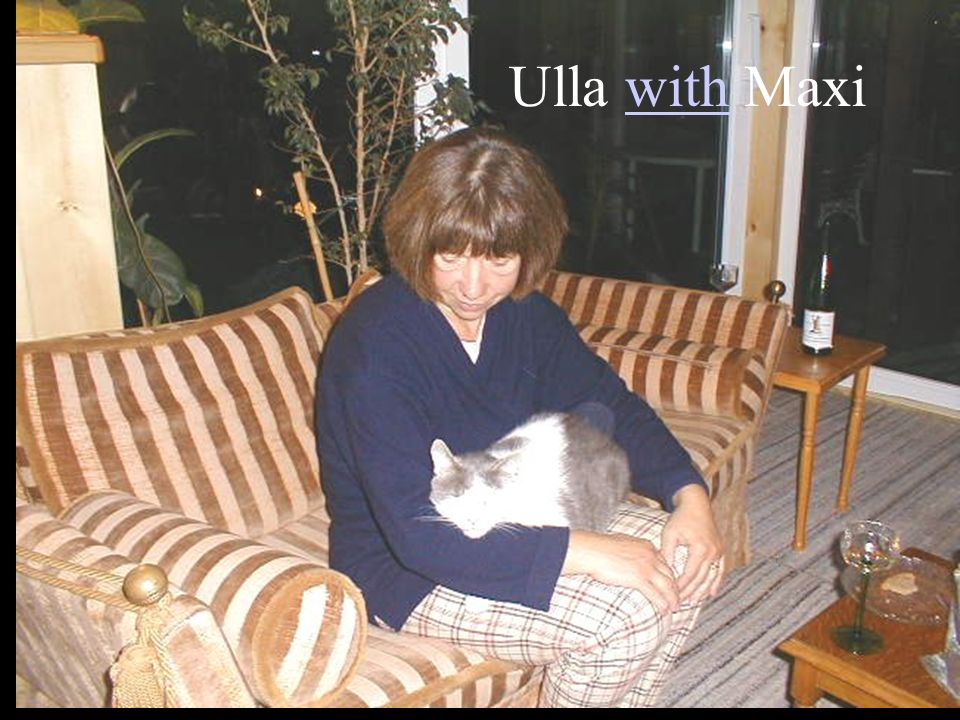 Ulla with Maxiwith