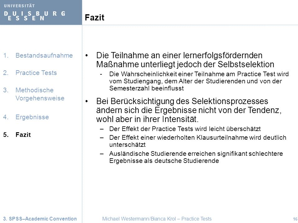 KontaktMichael Westermann Anschrift Universität Duisburg-Essen – Campus Essen – Fachbereich Wirtschaftswissenschaften Universitätsstr.