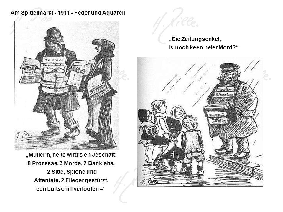 Müllern, heite wirds en Jeschäft.